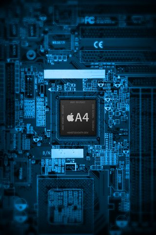 A4 Chip IPhone