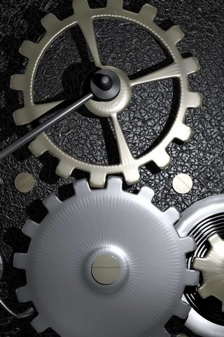 Gears In A Machine