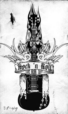 Rock N Roll Wallpaper - Download to