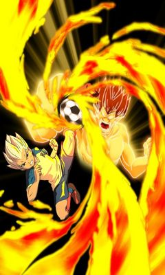 Inazuma Eleven Axel Blaze Wallpaper Download To Your