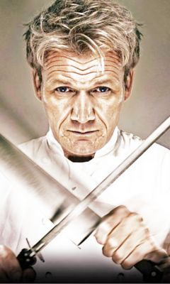 Gordon Ramsay Wallpaper Download To Your Mobile From Phoneky