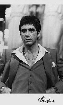 Al Pacino Scarface Wallpaper Download To Your Mobile