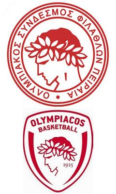 Olympiakos Football And Basketball Logo Wallpaper Download To Your Mobile From Phoneky
