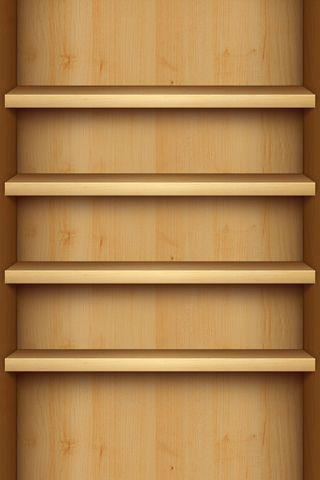 Retina Shelf