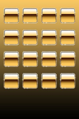 Princess Gold - Home Screen - IP4