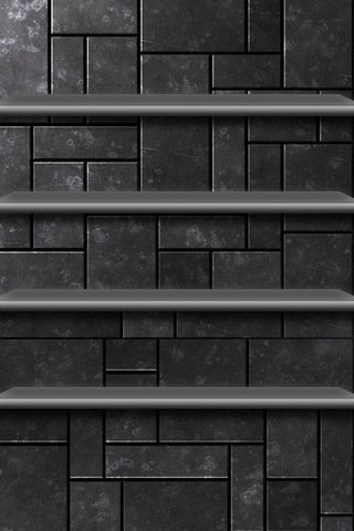 Brick Shelf