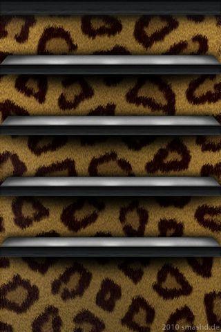 Cheetah Shelf