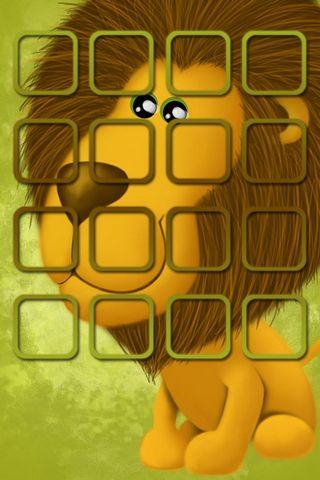 Lion - Home Screen - IP4