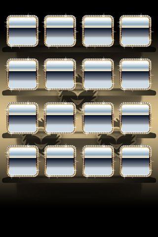 Alien Gold - Home Screen - IP4