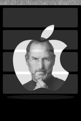 Steve In The Apple
