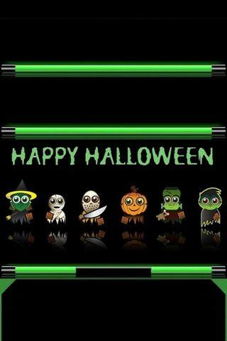 Halloween Shelf 640x960