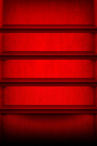 Red Shelve