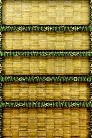 Bambus-Raflar