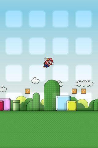 Shelves Super Mario