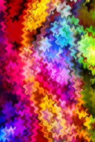 Colorful Warp