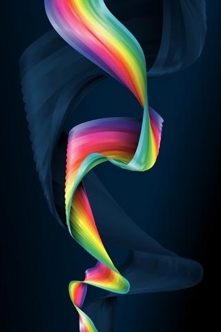 Swirled Colors