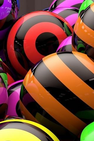 Balls Stripes