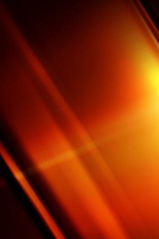 Orange Blur