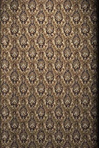 Antique Brown Wallpaper