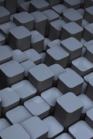 3D куб