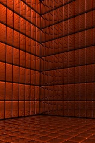 Room 3D Orange