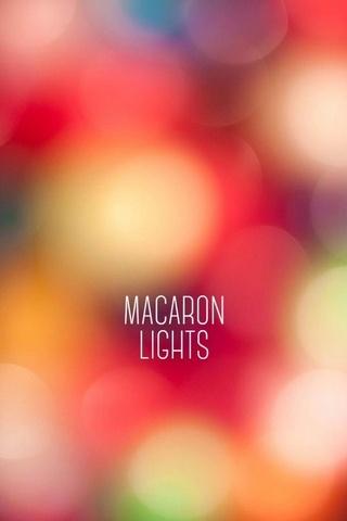 Macaron Lights