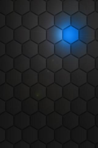 Simple Honeycomb Shape