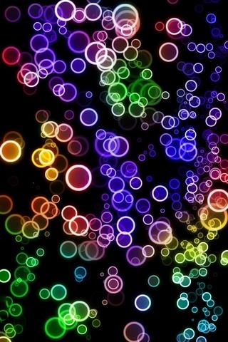 Light Bokeh Circles