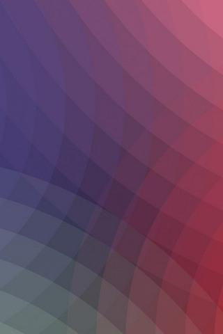 Rainbow Colored Circles