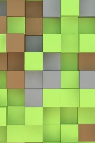 Minecraft-Cubes