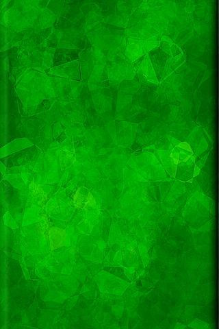 Green Abstract Bevel