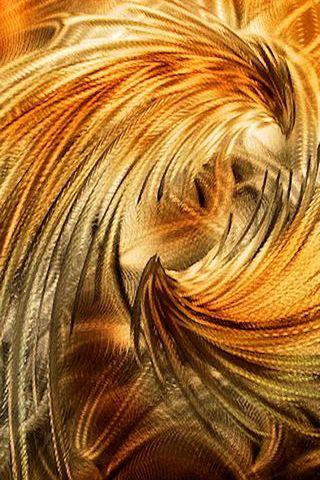Gold Copper Wire