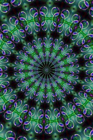Fleur de fractale 2