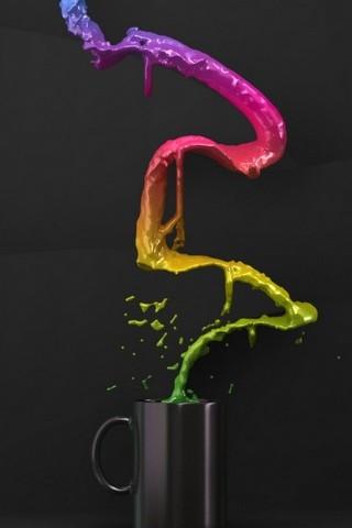Mug Of Colors