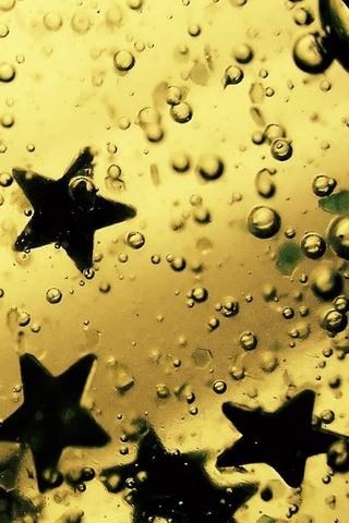 Bubbly Stars