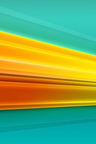Желтая линия