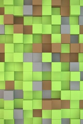 Cubos de Minecraft