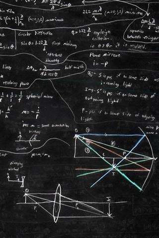 Blackboard & Math