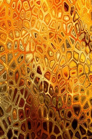 Copper Alligator Pattern
