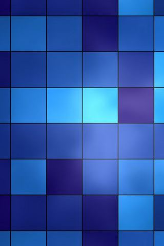 Blue-Grid
