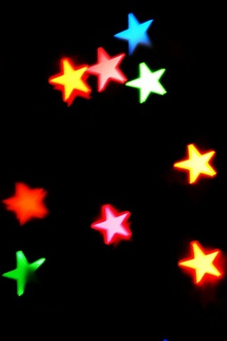 Small Colorful Stars