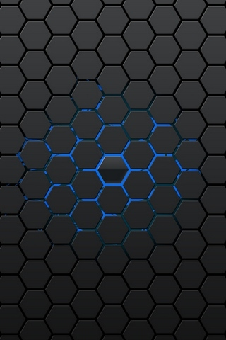 Honeycomb-Pattern