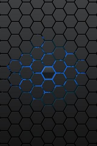 Honeycomb-Pattern