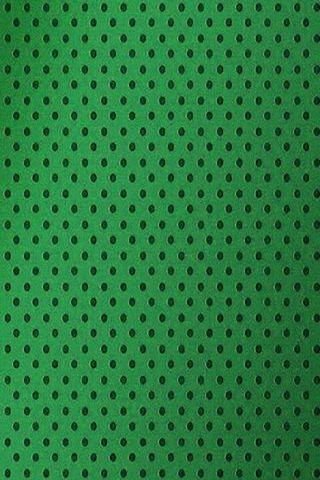 Green Metal Mesh