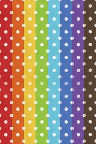 다채로운 폴카 도트