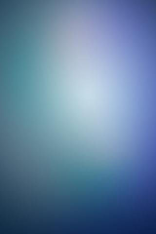 Blurry Blue