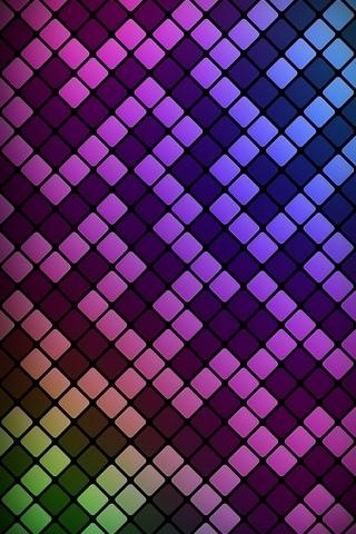 Squares-Pattern