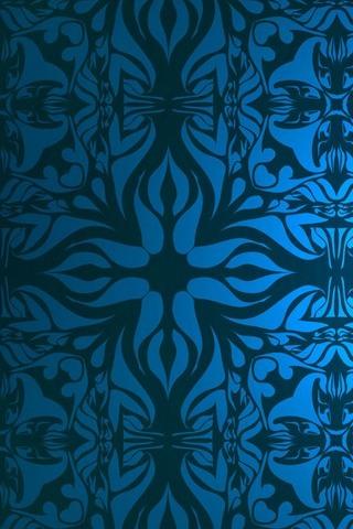 Vintage-Blue-Pattern