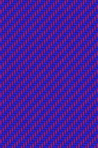 Blue-Purple Weave