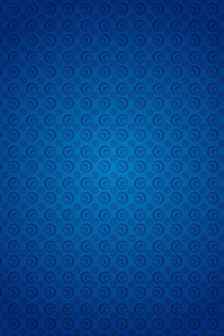 Blue-Retro-Pattern